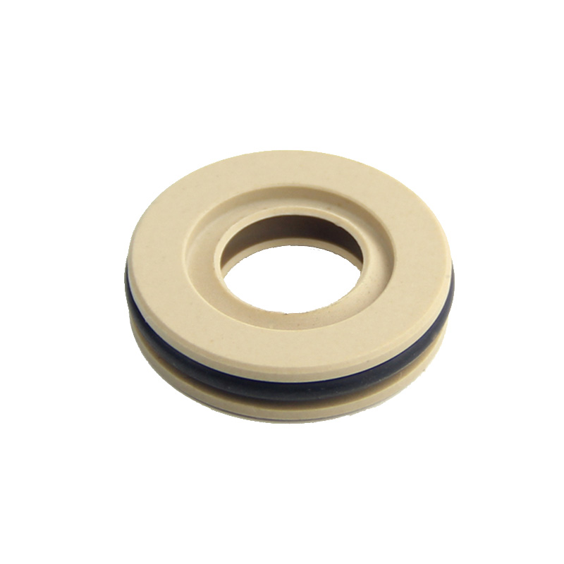 Field analysis of material swelling of polymer seals