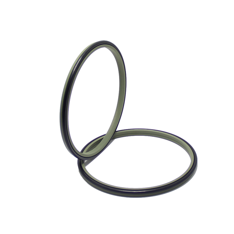 Combined sealing ring for holes in construction machinery repair bags (Gladstone ring) SPGO basic overview